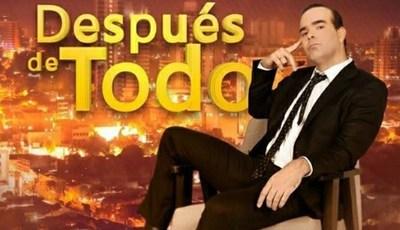 """Álvaro Mora estrenará programa en """"Noticias Paraguay"""""""