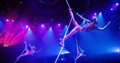 El espectáculo del Cirque du Soleil llega a los hogares