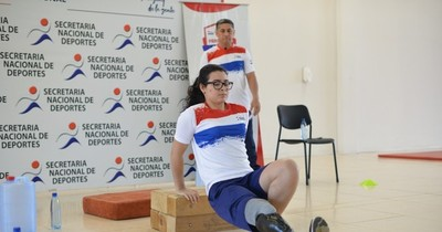 """""""La discapacidad está en la mente"""", dice joven deportista"""