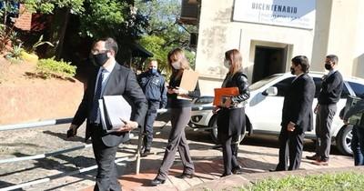 Mazzoleni sería citado a declarar por el Ministerio Público