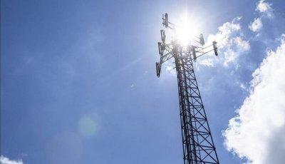 """Concepción: Por una teoría conspirativa queman """"antena 5G"""""""
