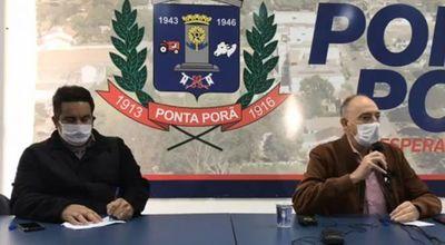 En pocos días Ponta Porã registró aumento del 50% del número de casos de Covid-19