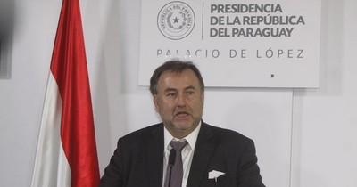 """No habrá """"pérdida patrimonial"""", sostiene ministro López"""