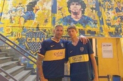 """Materazzi: """"En Boca hubiese jugado gratis"""""""