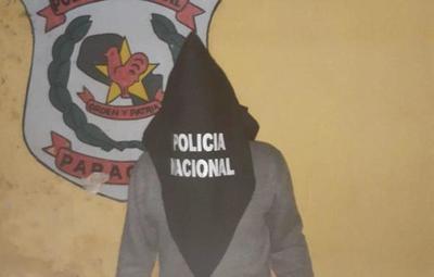 Detuvieron a hinchas de Luqueño tras disturbios en la vía pública