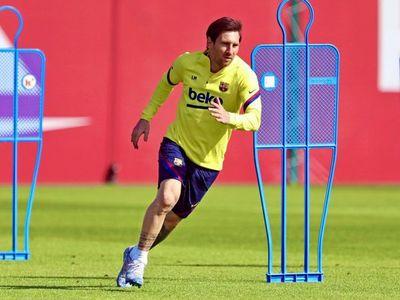 """Messi: """"Estoy ansioso por competir de nuevo"""""""