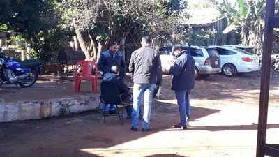 Delincuentes asaltan a funcionarios de una distribuidora