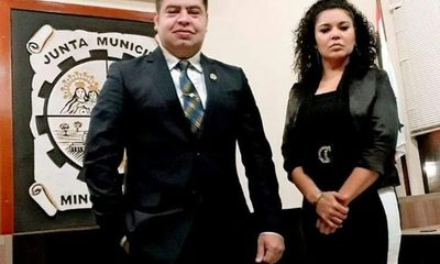Liberal servil a Digno Caballero llega al colmo de agredir a su colega para defender los robos – Diario TNPRESS