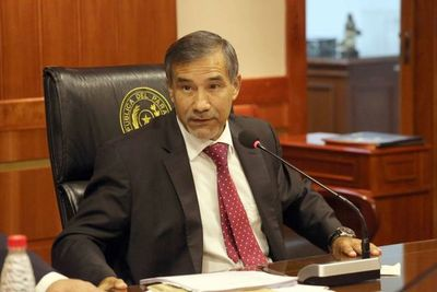 Ministro Manuel Ramírez asume ante el JEM