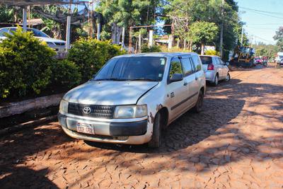 Otro asalto sacude a vecinos del km 8 Acaray