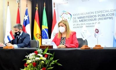 HOY / Con Paraguay a la cabeza, se reúnen Ministerios Públicos del Mercosur