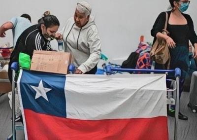 La situación de los paraguayos en Chile: Ninguno fue reportado con coronavirus y están siendo asistidos, informa embajada