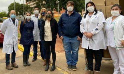 » Asociaciones bovinas, equinas, ovinas y cunicultores donaron más de 2000 insumos hospitalarios al IPS