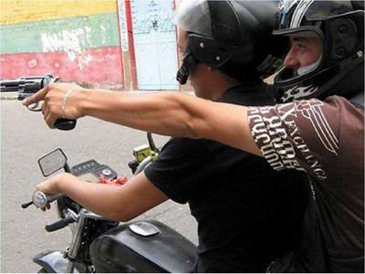 Delincuentes roban G. 150 millones a un hombre en Ñemby