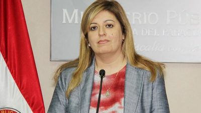 Diputados rechazaron juicio político a Sandra Quiñónez