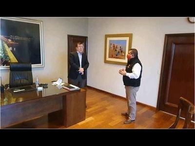 AGUARDAN RESPUESTA SOBRE  PROPUESTA DE CONVENIO PRESENTADA AL MINISTERIO DE SALUD