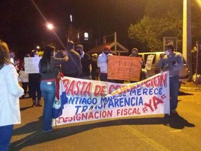 Santiagueños piden transparencia en gestión municipal tras denuncia de ediles
