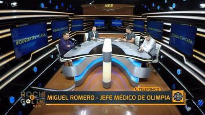 Miguel Romero aguarda por la reunión pro-protocolo