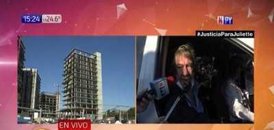 Joven trabajador muere tras caer del piso 12