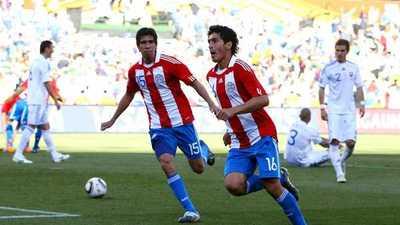 Riveros, la Albirroja, su gol en el Mundial y su deseo de ingresar al periodismo