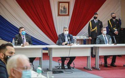 Cumbre aborda plan para la repatriación de más compatriotas