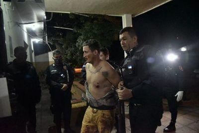 Tras tiroteo, detuvieron a un hombre que causa zozobra en barrio Santa Ana