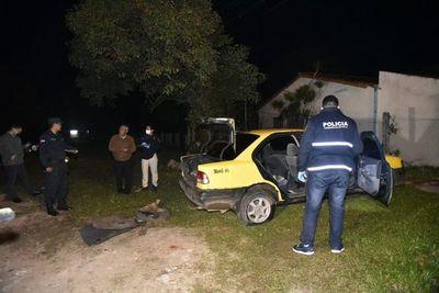 Caen mellizos que asaltaron y robaron su vehículo a un taxista