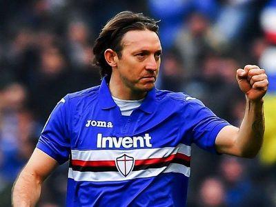 La Sampdoria  dice adiós a Barreto luego de 5 años