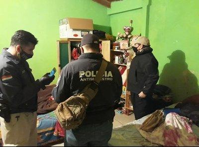 Cae 'megaestructura' de sextorsionadores en Itapúa