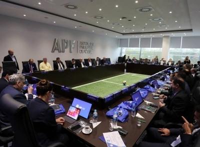 HOY / Reunión clave para la vuelta del fútbol paraguayo