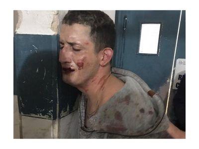 """Detienen a """"Huevo"""", el terror del barrio Santa Ana"""