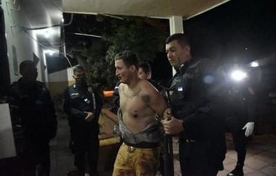Tiroteo y detención de presunto asaltante en el barrio Santa Ana