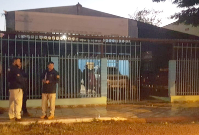 Allanan tinglado de presunto  narco sospechado de usura – Diario TNPRESS