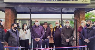 Gobierno Nacional inaugura mejoras en Hospital Regional de Encarnación y en Cnel. Bogado
