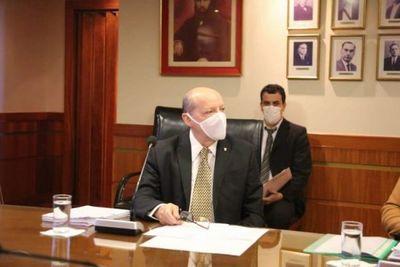 César Diesel es el nuevo superintendente de la Corte en Amambay