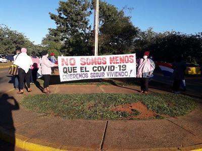 """""""No somos menos que el Covid-19"""" dicen pacientes oncológicos – Prensa 5"""