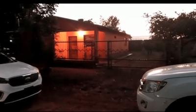 Allanamientos simultáneos en Encarnación por sextorsión, hubo detenidos