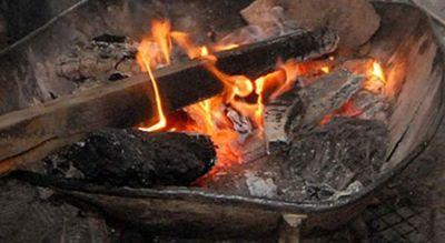 Mucho cuidado con el uso de braseros como calefacción durante el frío