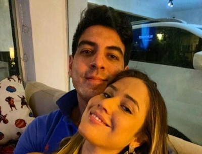 Chiche Corte y Mavi Amoroso celebraron su aniversario de noviazgo