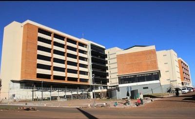 Palacio de Justicia de CDE sería entregado en setiembre