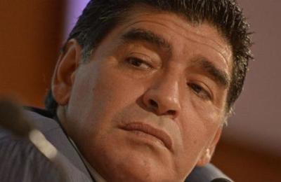 El contundente y desafiante mensaje de Maradona: 'La 10 va a ser siempre mía'
