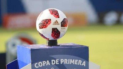 Fútbol de primera regresa desde el 17 julio