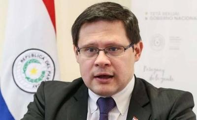 HOY / Óscar Orué, viceministro de Tributación, sobre empresa vinculada a Ignacio Pidal