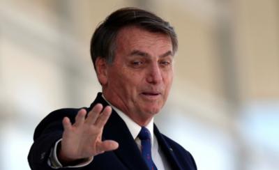 HOY / Brasil registra una importante baja en la popularidad de Jair Bolsonaro