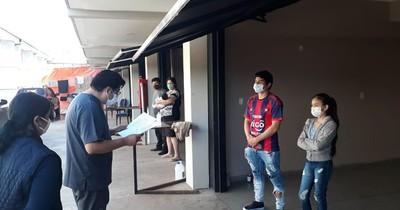 Paraguay contradice y rechaza información de la CIDH