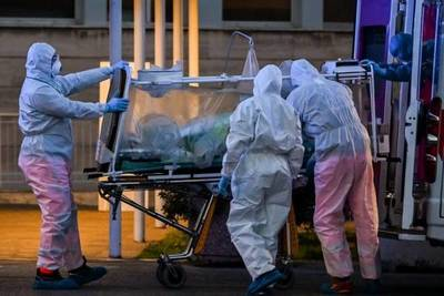 EE.UU. supera los 101.500 muertos y 1,72 millones de contagios de COVID-19