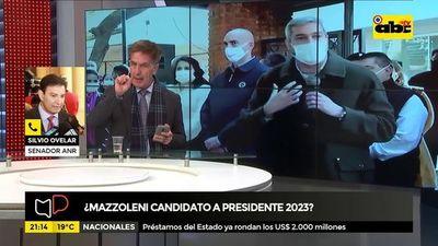 ¿Mazzoleni, candidato a presidente 2023?