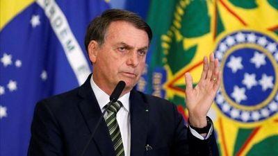 La imagen negativa de Jair Bolsonaro en Brasil llegó a un nivel récord