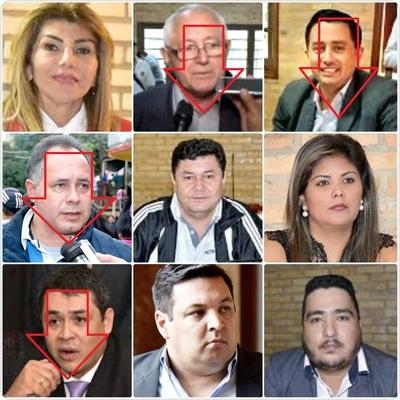 """Concejales """"ABANDONAN"""" al intendente Prieto"""