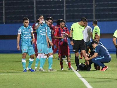 Los árbitros retornarían a las actividades el 26 de junio